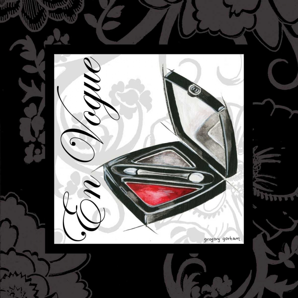 Makeup Bag III Gorham, Gregory 5185