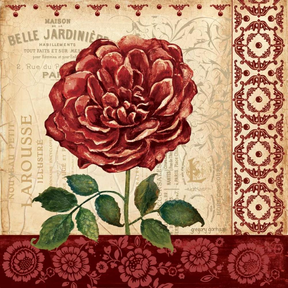 Vintage Rose Gorham, Gregory 29053