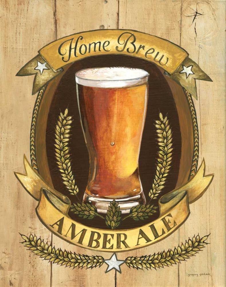 Home Brew Gorham, Gregory 13950