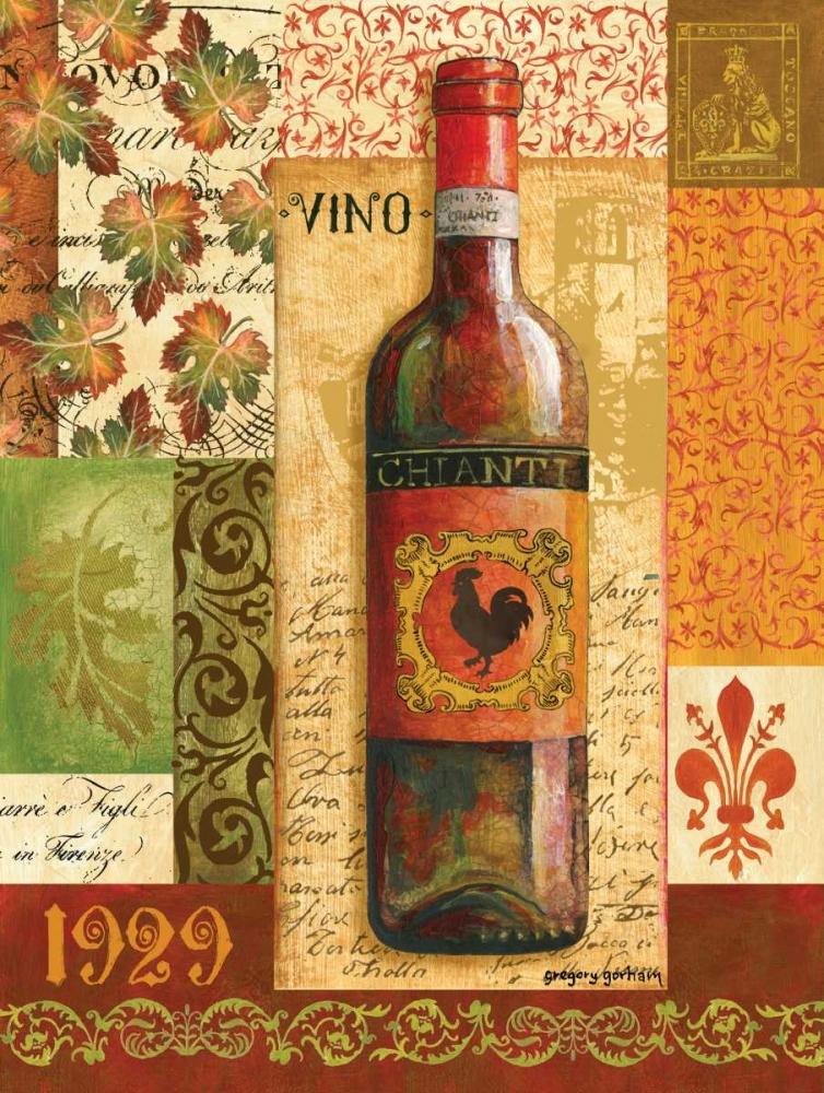 Old World Wine I Gorham, Gregory 24498