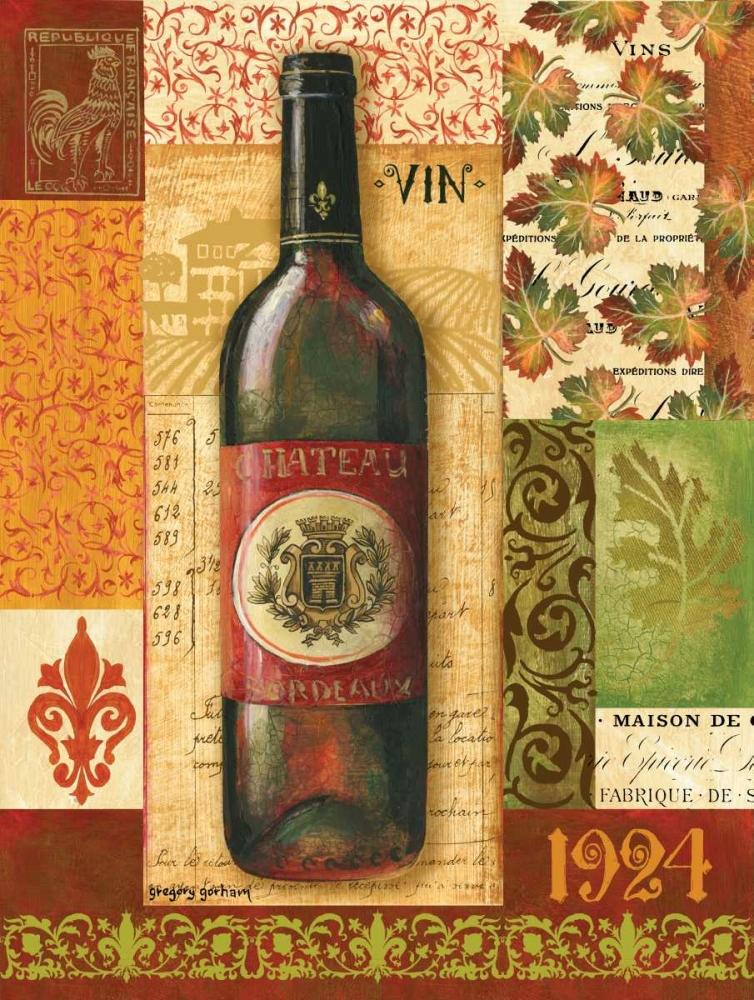 Old World Wine II Gorham, Gregory 24499