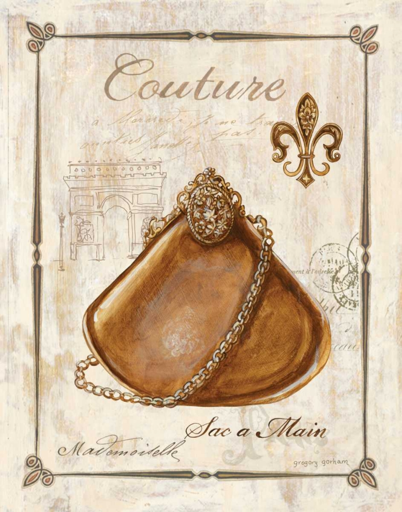 Keys to Paris Couture Gorham, Gregory 144407
