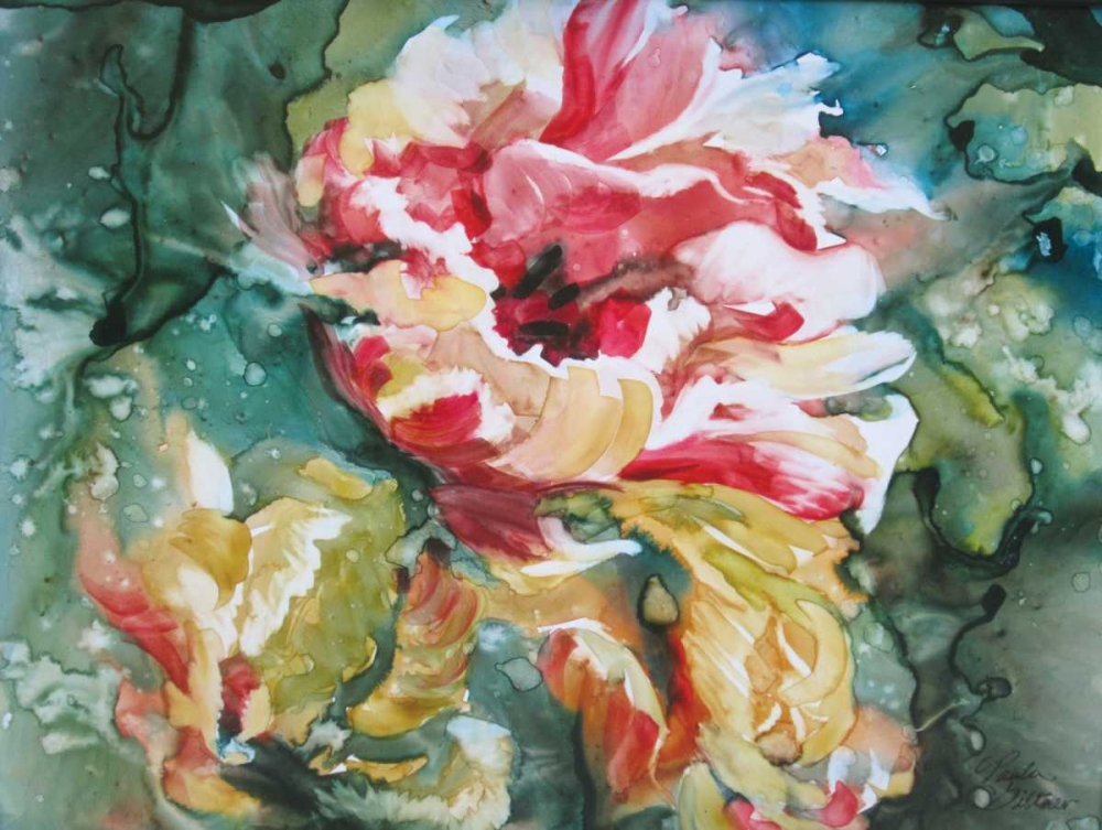 Parrot Tulips II Giltner, Paula 144454