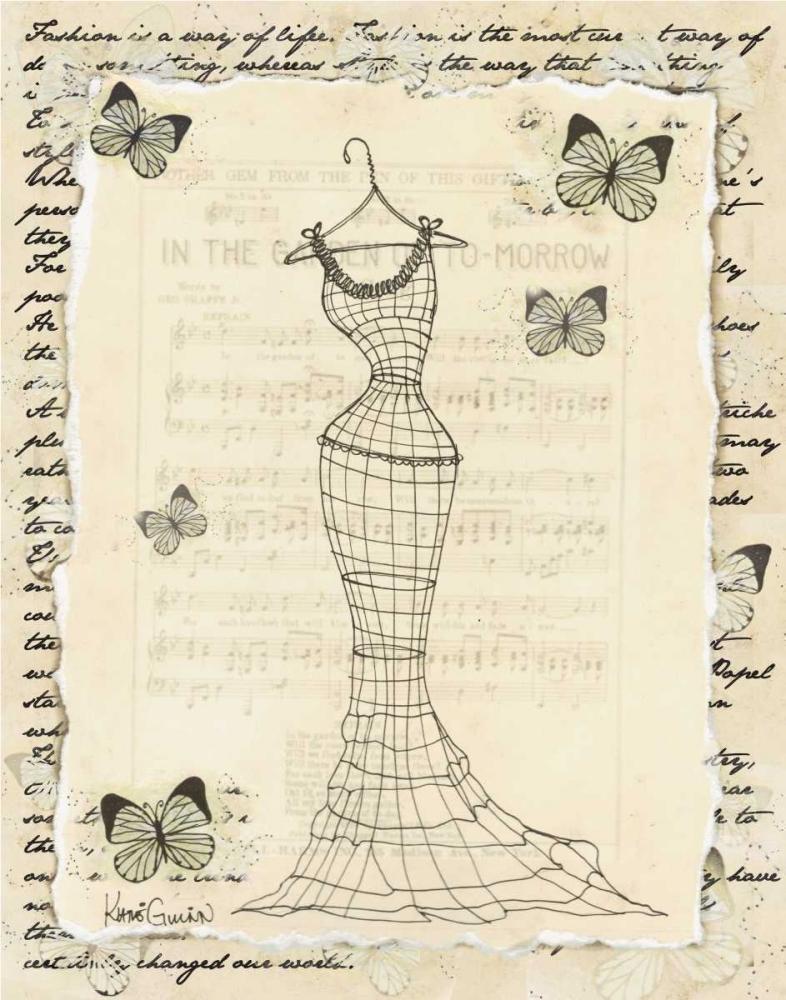 Wire Dress I Guinn, Katie 9379