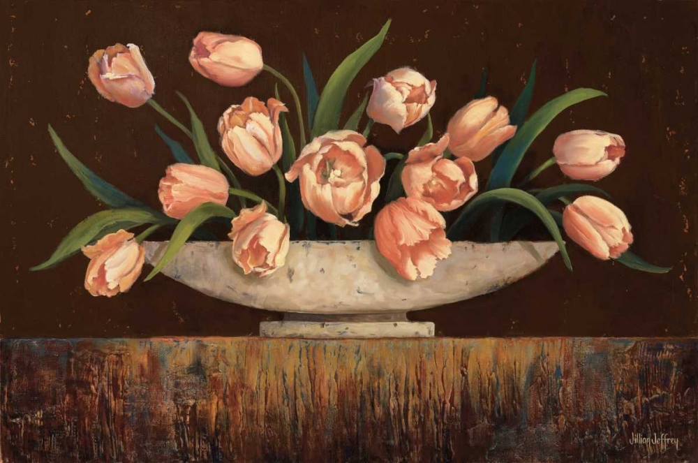Elegant Tulips Jeffrey, Jillian 5416