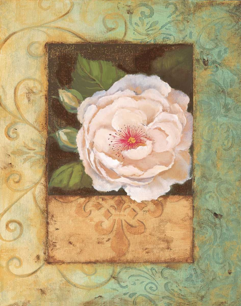 Antique Rose II Jeffrey, Jillian 5548