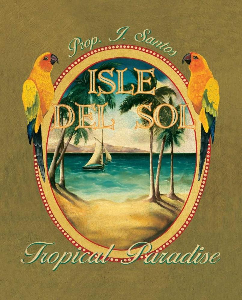 Isle del Sol Jones, Catherine 5678