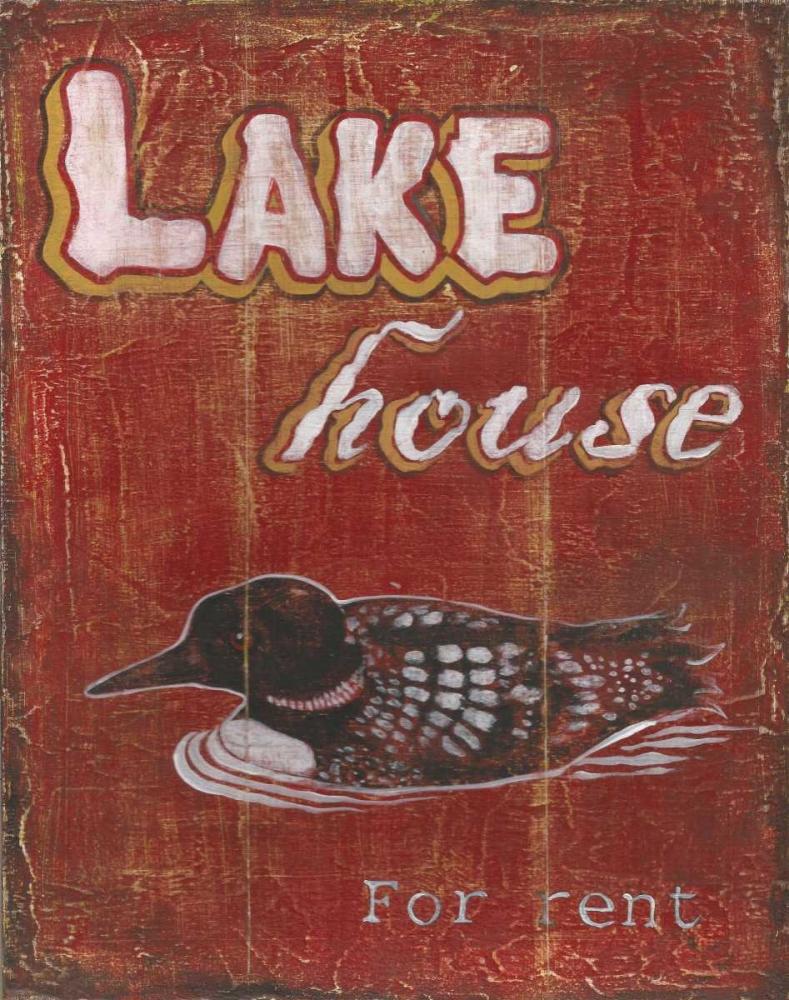 Lake House Jones, Catherine 144595