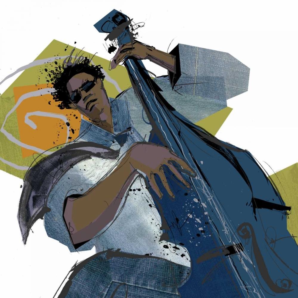 Bass Player Johnson, Cathy 14039