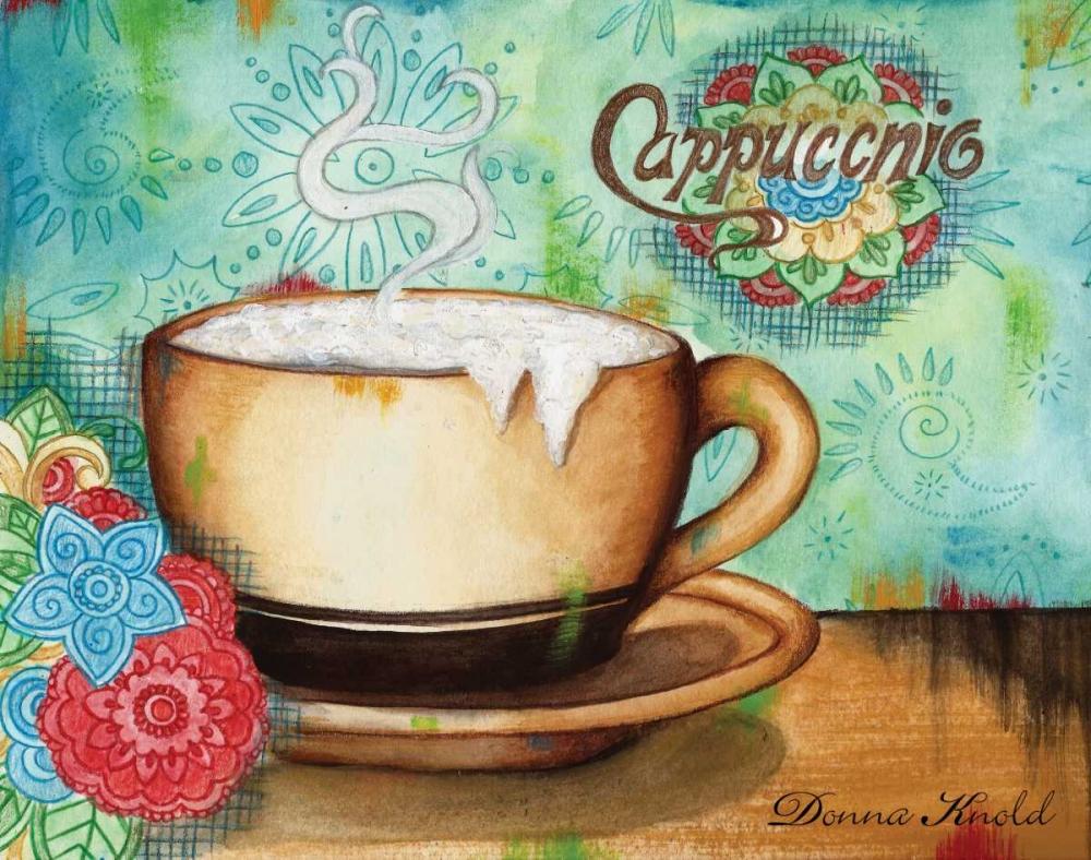 Spring Cappuccino Knold, Donna 144606