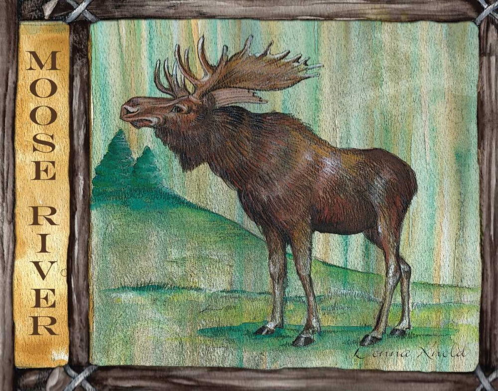 Lodge Moose Knold, Donna 144619