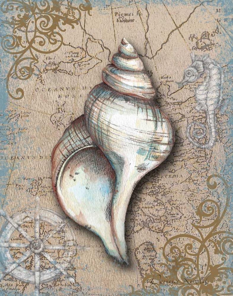 Nautical Treasures II Knold, Donna 144623