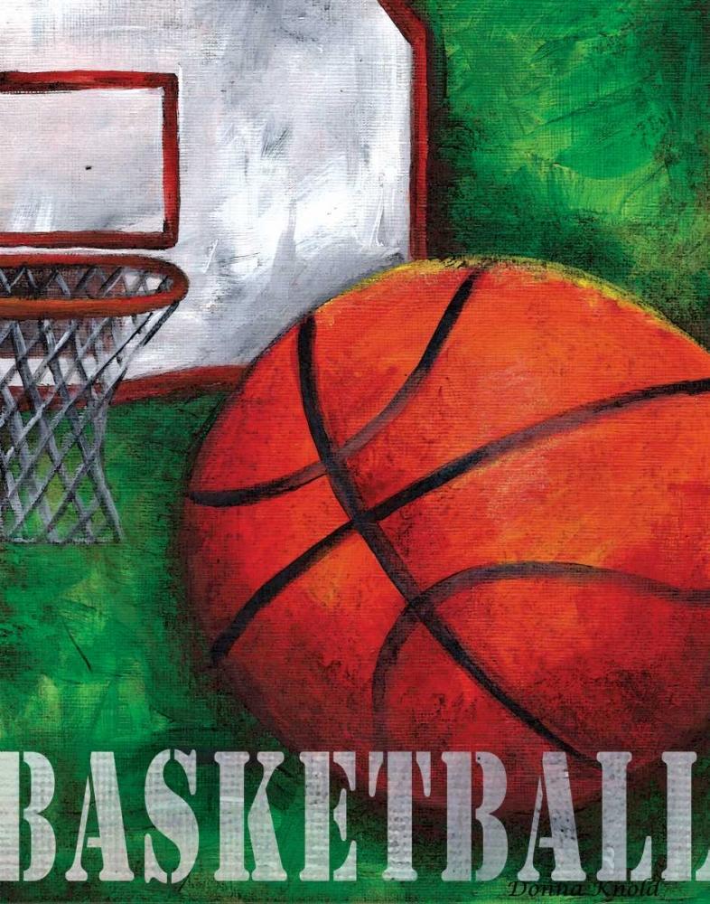 Basketball Knold, Donna 144629