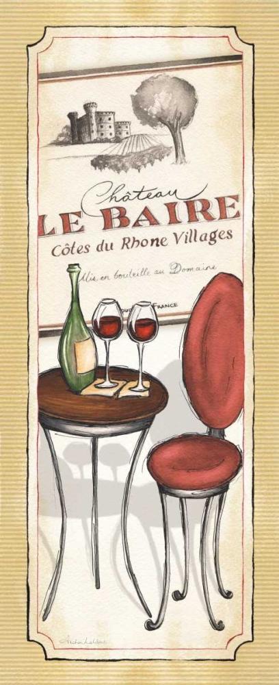 Vin Rouge Laliberte, Andrea 5819
