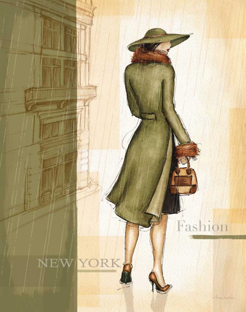 Rain New York Laliberte, Andrea 5854