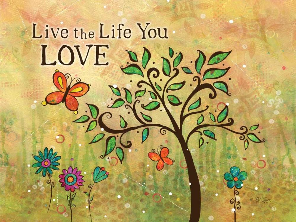 Live Life Lantz, BJ 144696