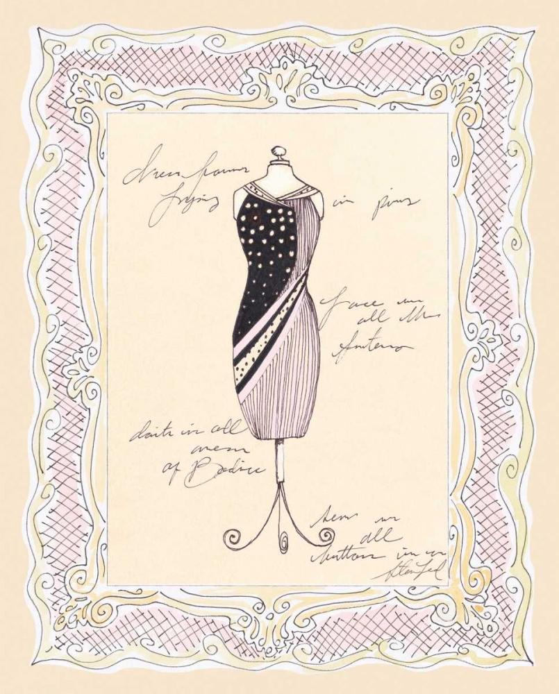 Dress Form I Leal, Steve 5869