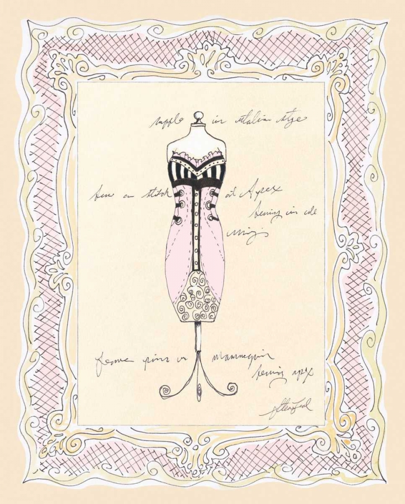 Dress Form II Leal, Steve 5870