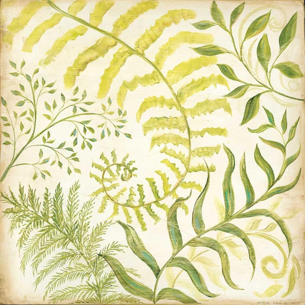 Fern Botanical I McRostie, Kate 19733