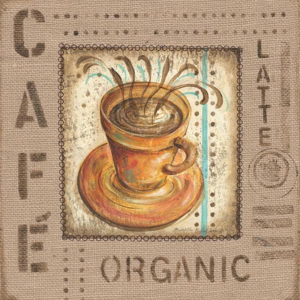 Cafe Valencia II McRostie, Kate 19764