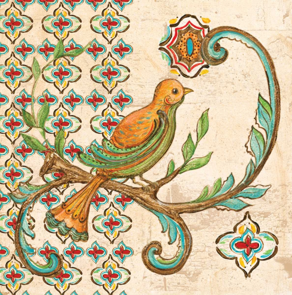 Treetop Bird I McRostie, Kate 144850