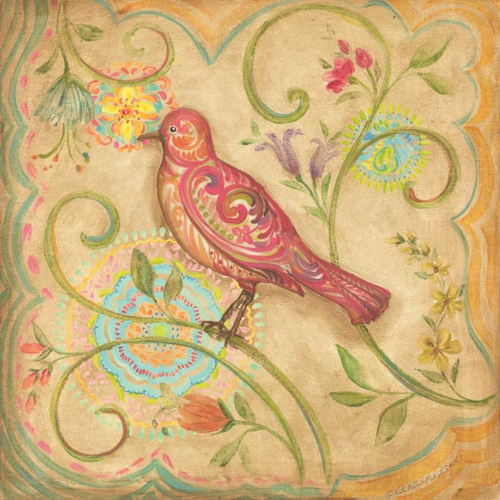 Springtime Birds IV McRostie, Kate 144889