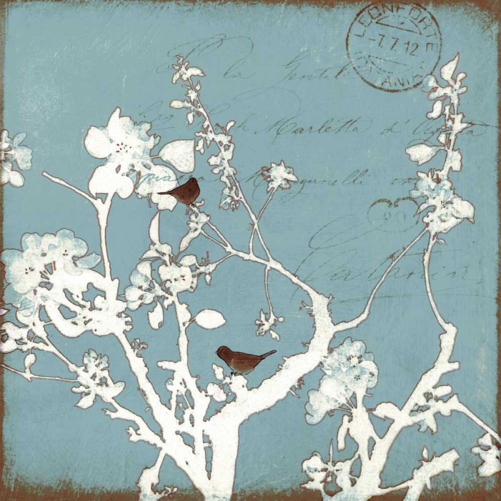 Song Birds IV Melious, Amy 6029