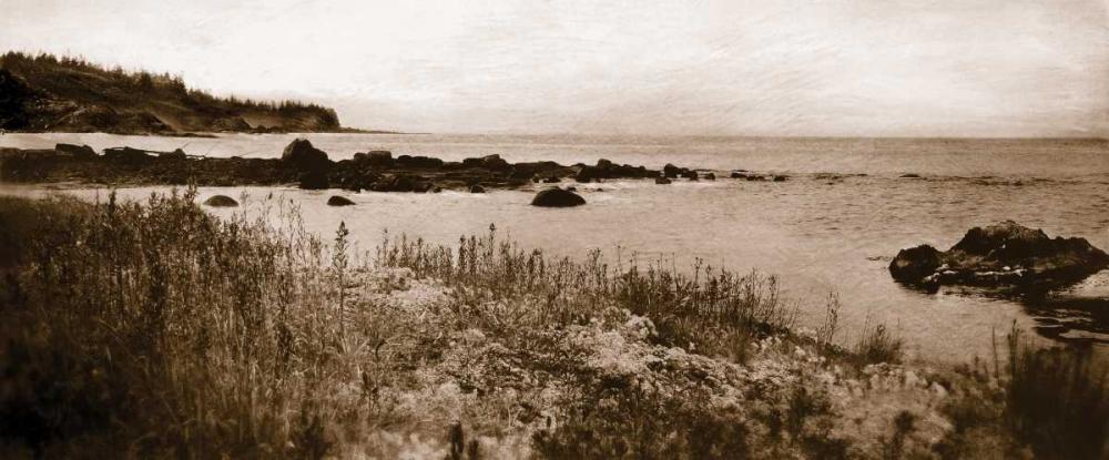 Sepia Island Shores I Melious, Amy 6034