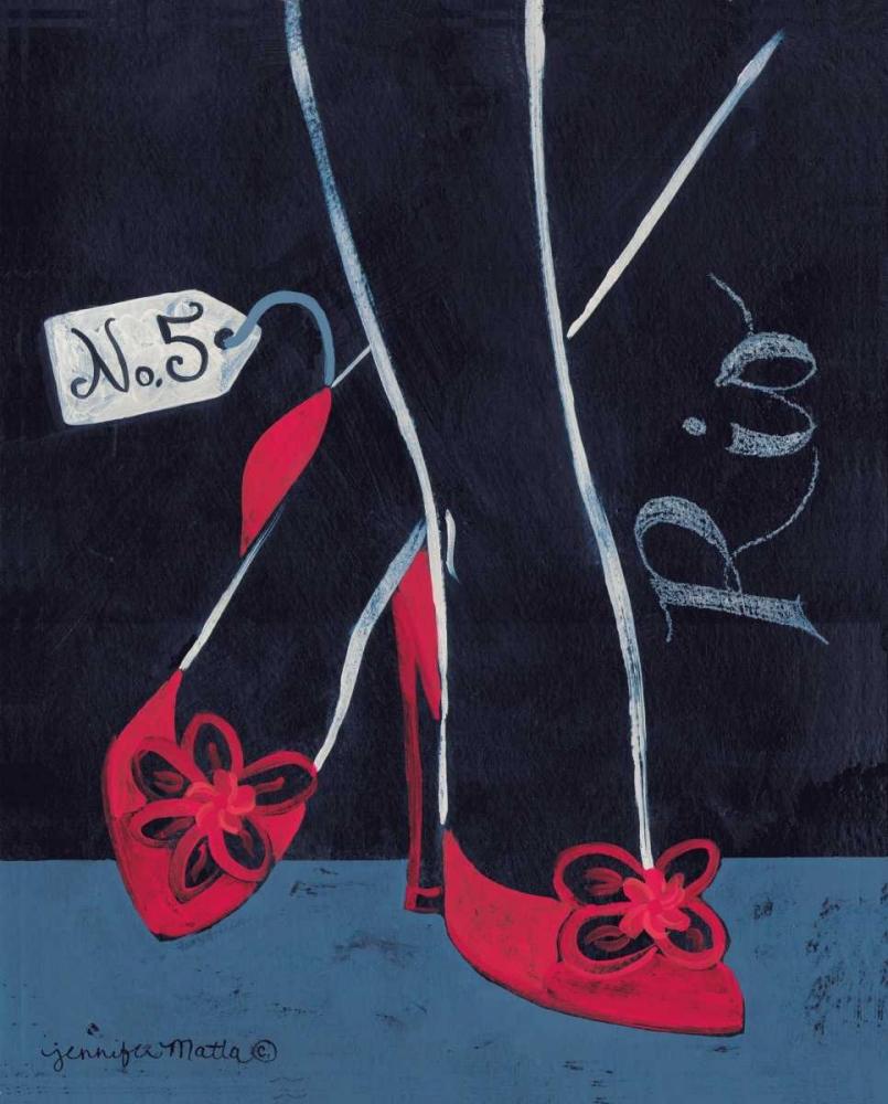 High Heels Rio Matla, Jennifer 6068