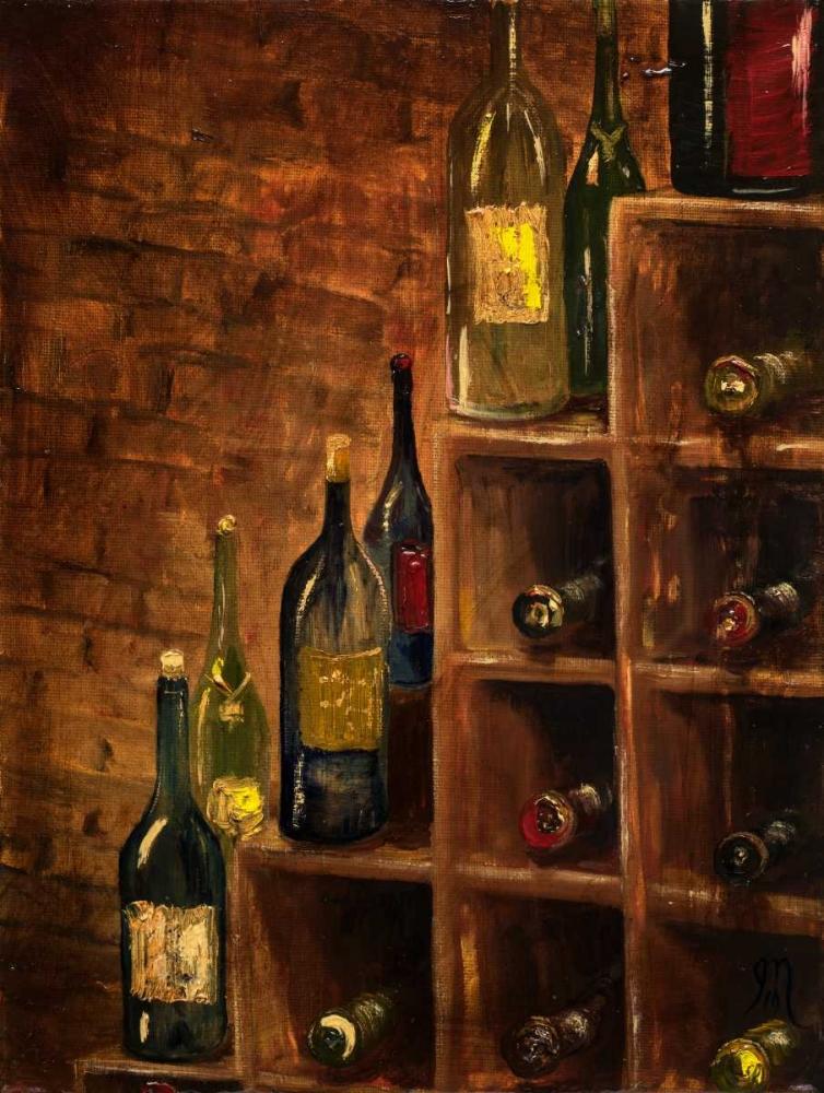 Racked Wine Monahan, Jodi 164012
