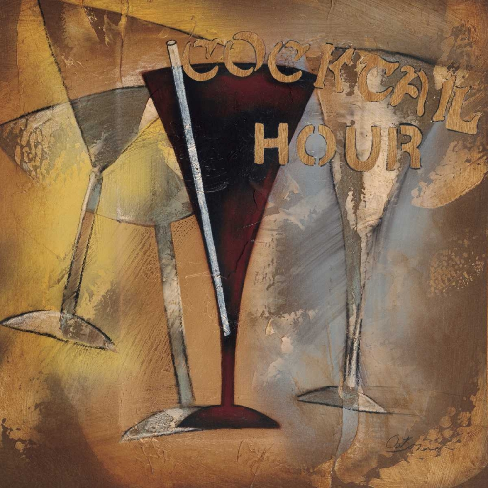 Time for Cocktails I Osborne, Susan 6188