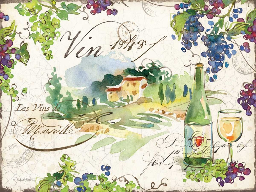On the Vineyard II Paton, Julie 145083