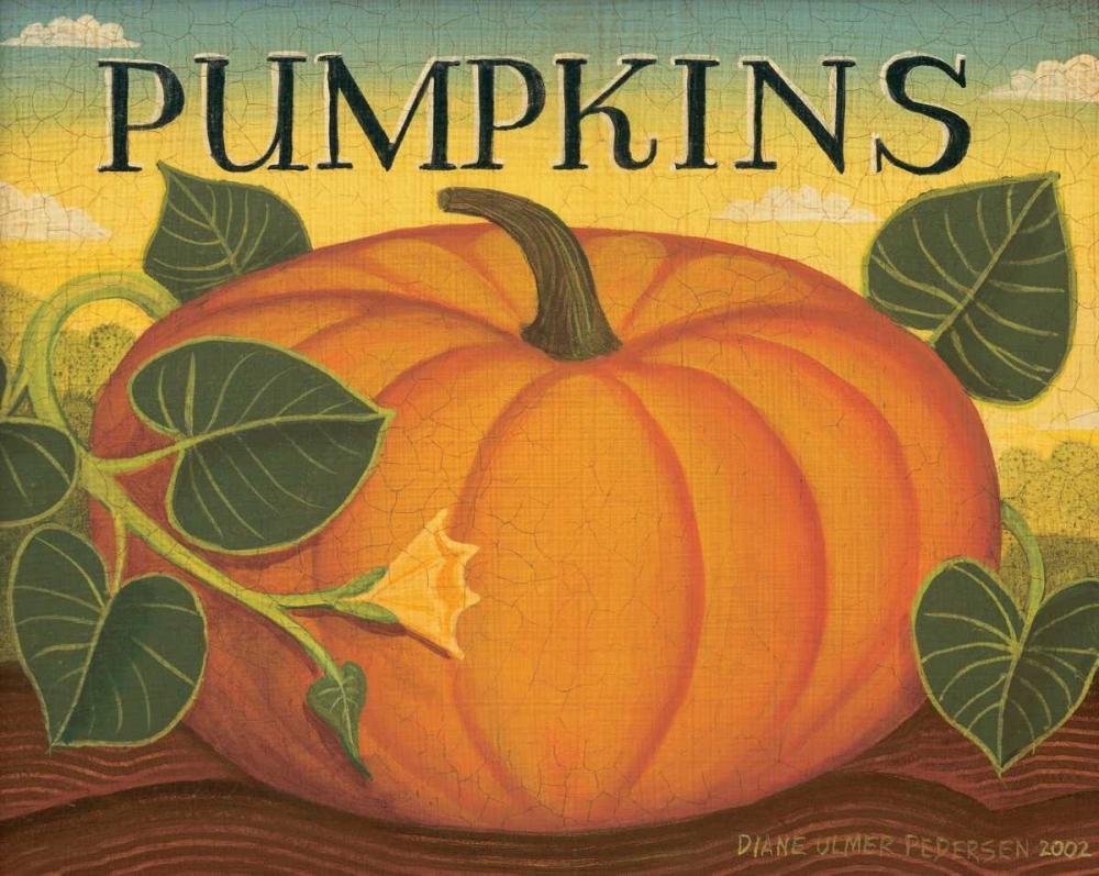 Pumpkins Pedersen, Diane 6290