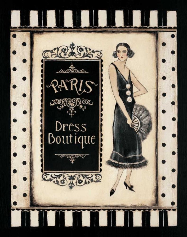 Paris Dress Boutique Poloson, Kimberly 6354
