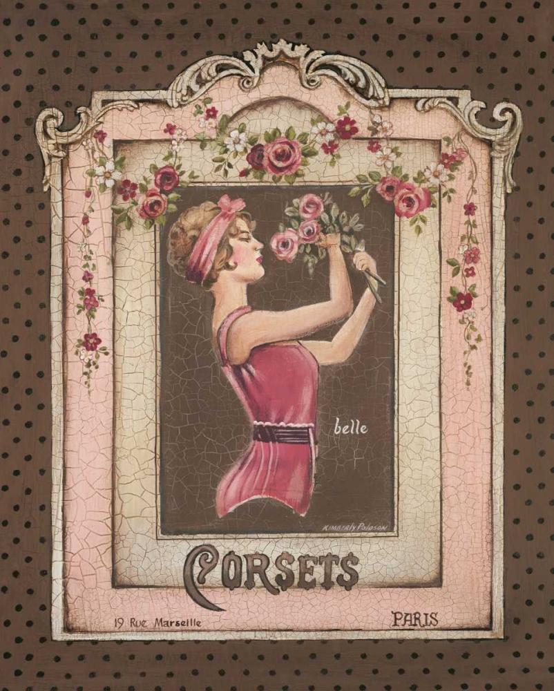 Corsets I Poloson, Kimberly 6363