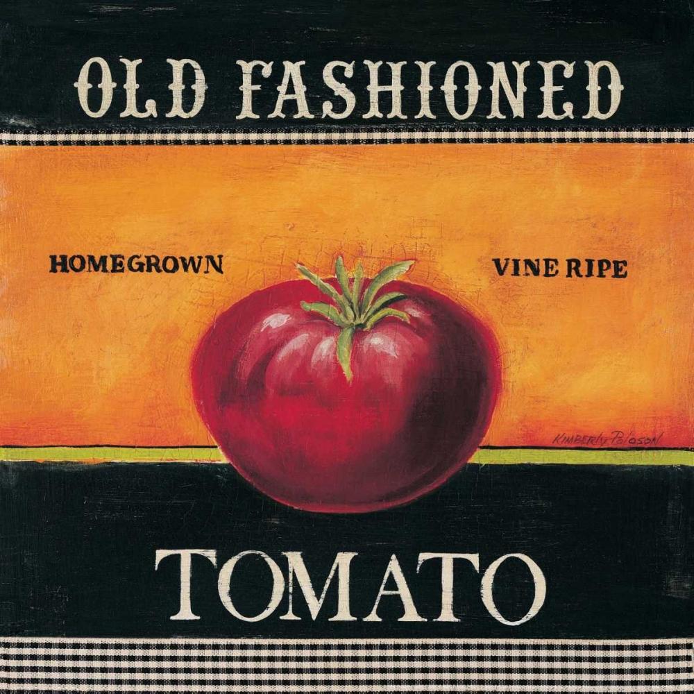 Old Fashioned Tomato Poloson, Kimberly 6379