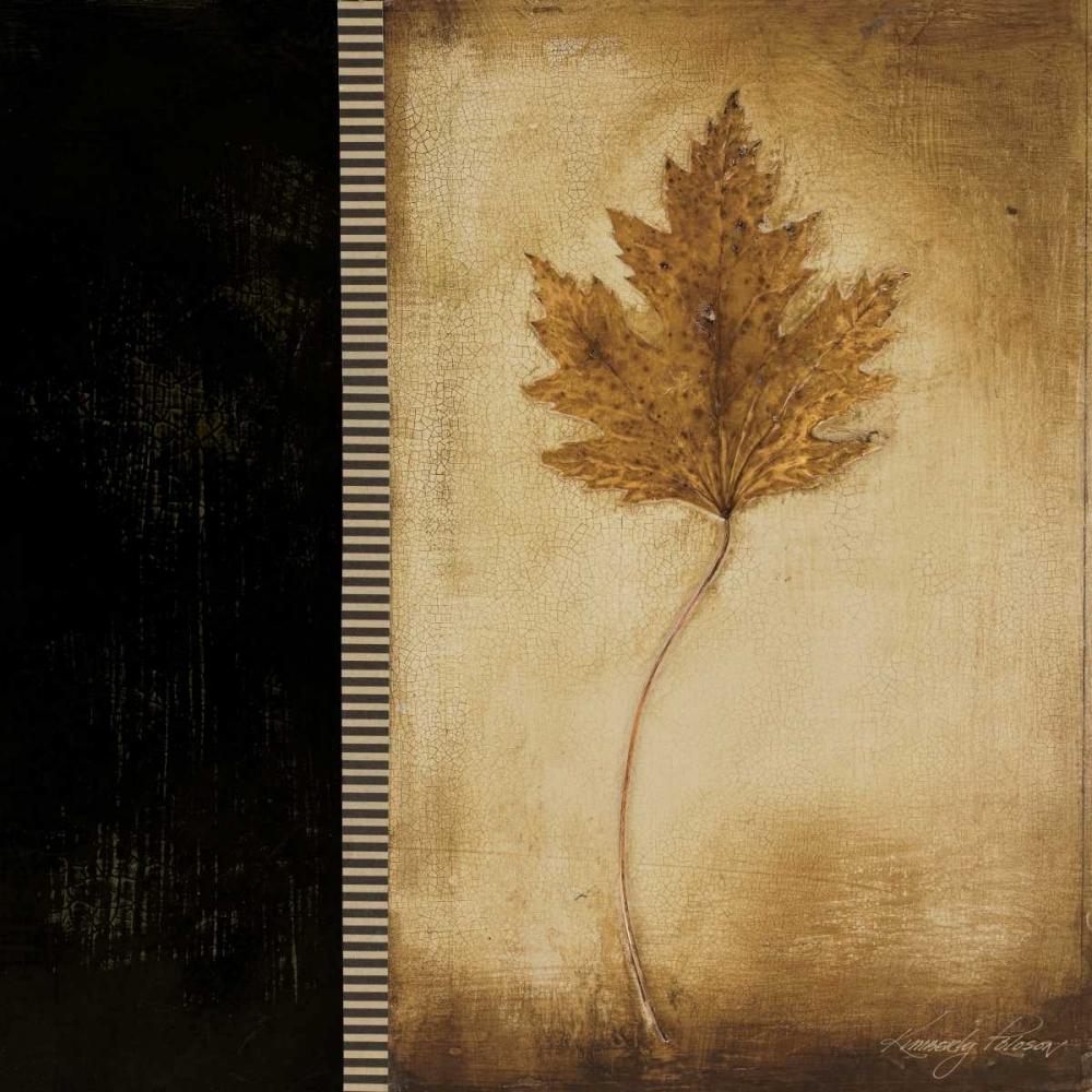 Maple Leaves I Poloson, Kimberly 6395