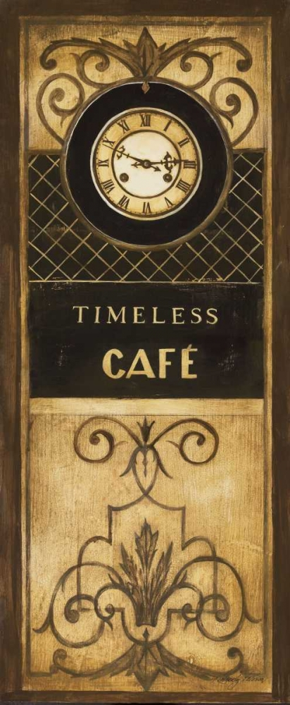 Timeless Cafe Poloson, Kimberly 6399