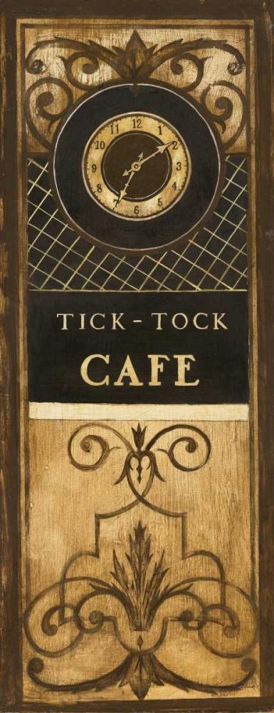 Tick Tock Cafe Poloson, Kimberly 6400