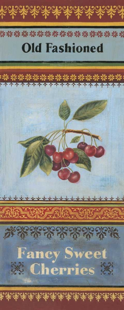 Fancy Cherries Poloson, Kimberly 6425
