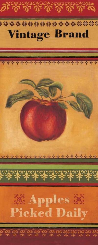 Apples Picked Daily Poloson, Kimberly 6426