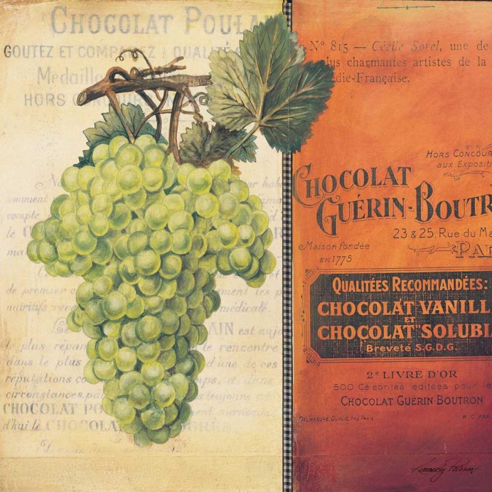 Grapes Poloson, Kimberly 6436