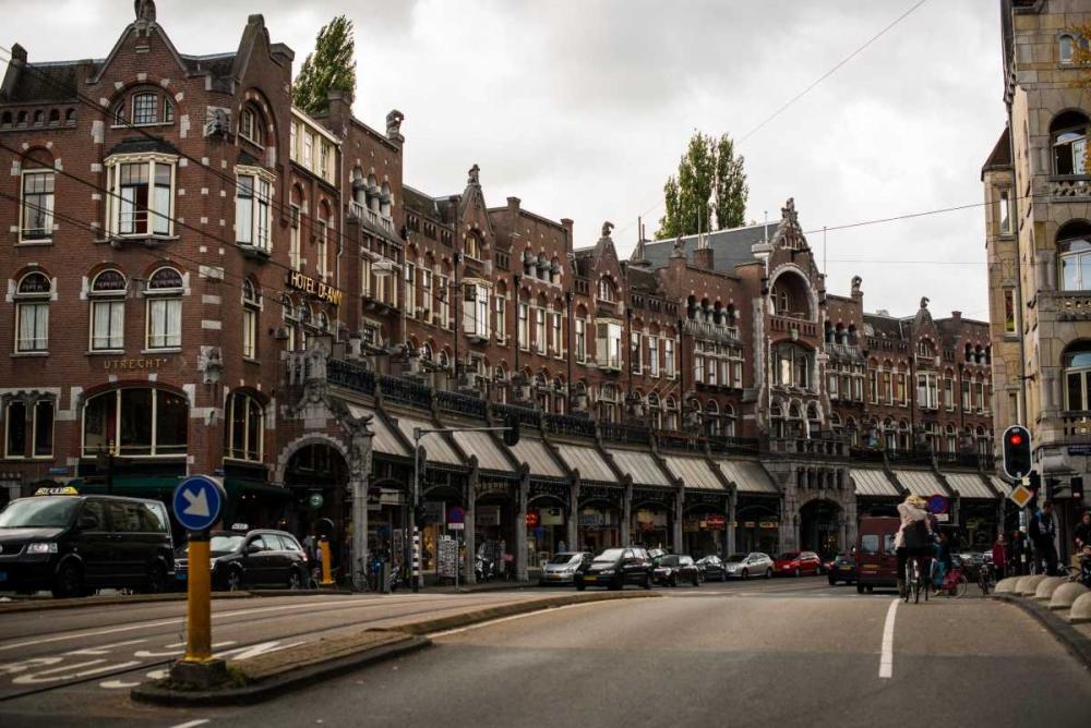 Herengracht and Raadhuisstraat Berzel, Erin 63913