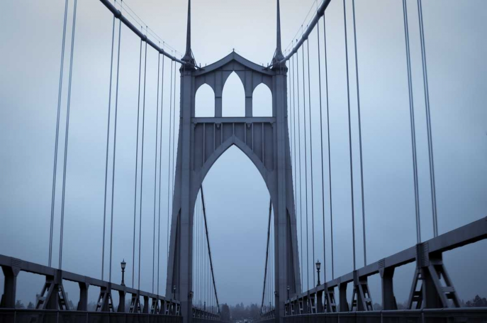Eastbound on the Bridge I Berzel, Erin 204