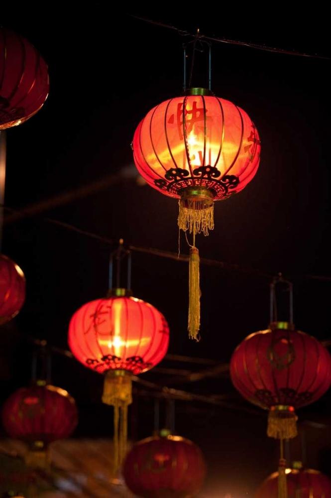 Chinese Lanterns II Berzel, Erin 14126