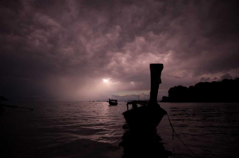 Railay Beach Lightning I Berzel, Erin 14149