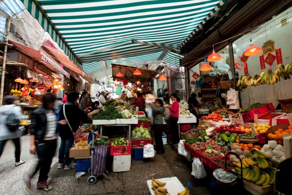 Graham Street Market II Berzel, Erin 14168