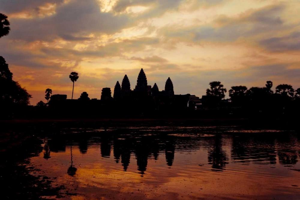 Angkor Wat Sunrise I Berzel, Erin 14205