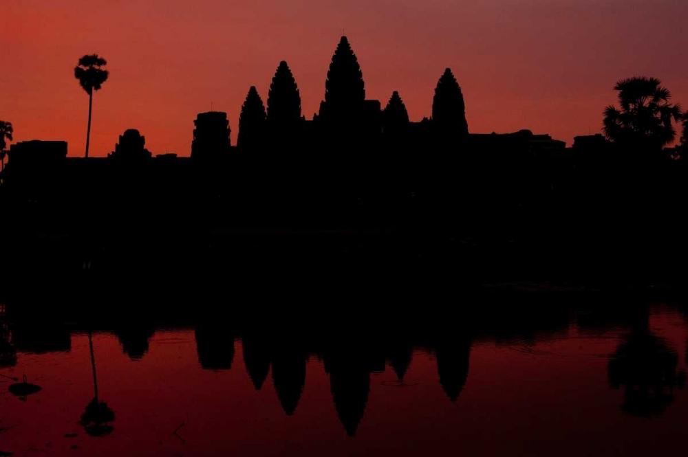 Angkor Wat Sunrise II Berzel, Erin 14206