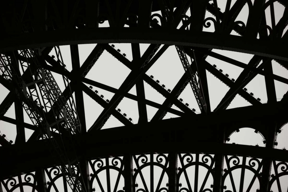 Eiffel Tower Latticework V Berzel, Erin 19853